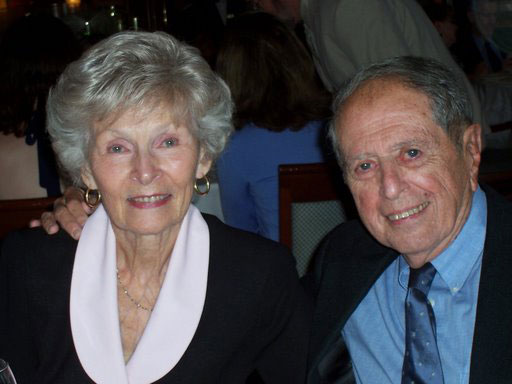 Dr. Ephraim S. (Rick) and Eileen Siker