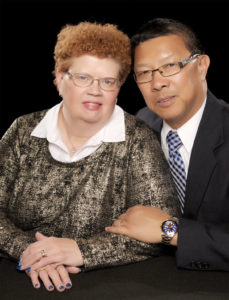 Dr. Eric and Marjorie Ho