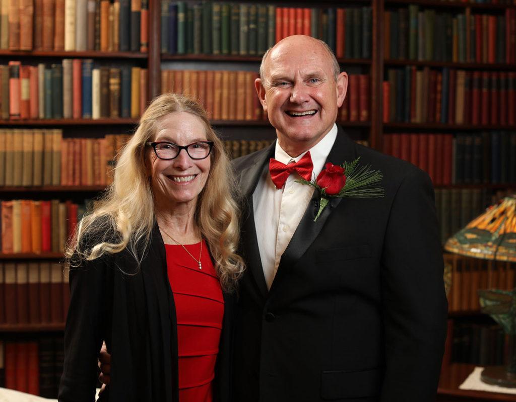Mark and Mary Ellen Warner