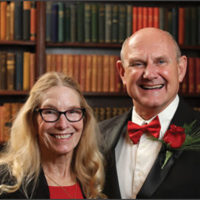 Mary Ellen and Mark Warner, MD