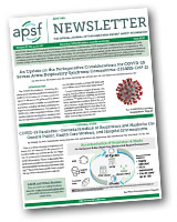 APSF Newsletter - June 2020